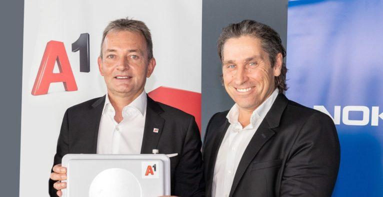 A1 und Nokia bestreiten 5G-Ausbau gemeinsam