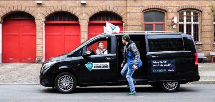 Wie der Anbieter door2door das Verkehrsproblem in Städten lösen möchte