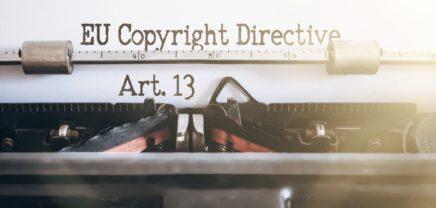 Urheberrecht: Europas Tech-Unternehmen schreiben offenen Brief ans EU-Parlament