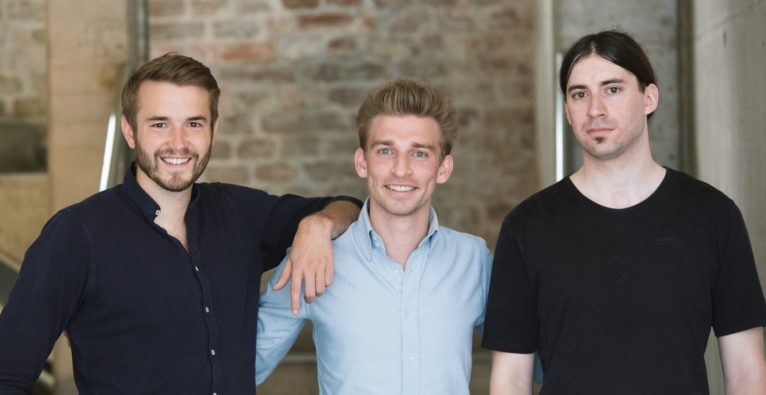 Refurbed: Die Co-Founder Peter Windischhofer, Kilian Kaminski und Jürgen Riedl
