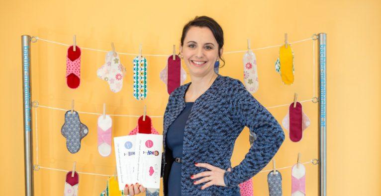 Meine Wollke-Gründerin Sabine Fallmann-Hauser