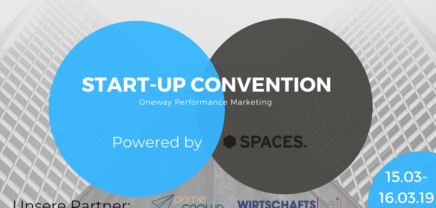 Start-Up Convention – powered by Spaces