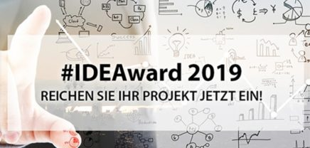 CALL: German IDEAward 2019