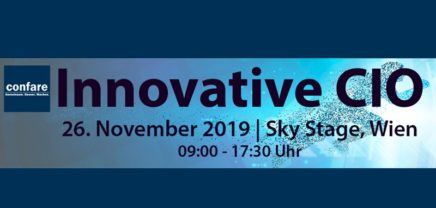 Innovative CIO 2019 by Confare