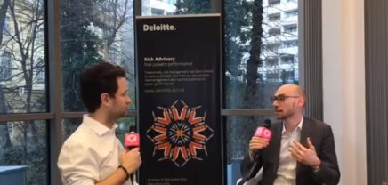 Gilbert Wondracek von Deloitte über den Cyber Security Report