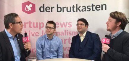 IDEAward 2019: Michael Ghezzo, Clemens Wasner & Wolfgang Prentner im Interview