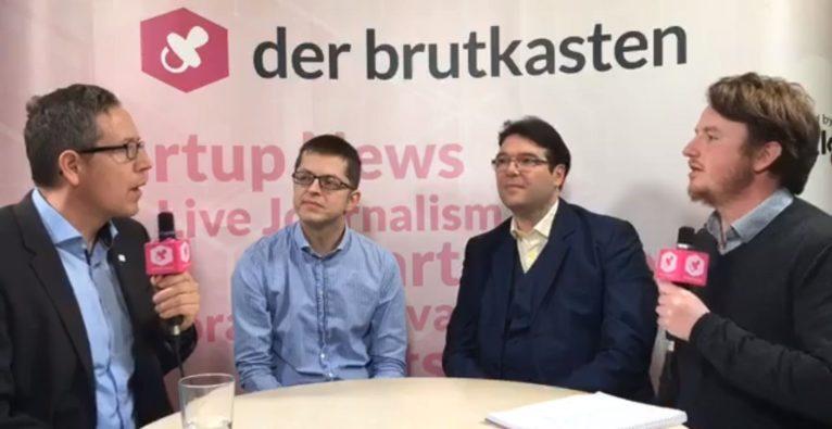 Michael Ghezzo, Clemens Wasner und Wolfgang Prentner im Interview