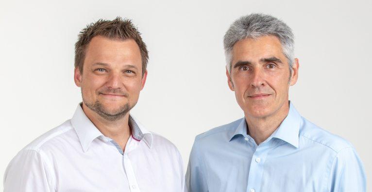 SteadySense: Werner Koele und Co-Founder Peter Gasteiner