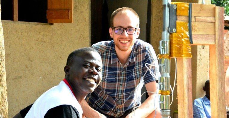 Sören Lex: Der plasticpreneur-Gründer in Uganda