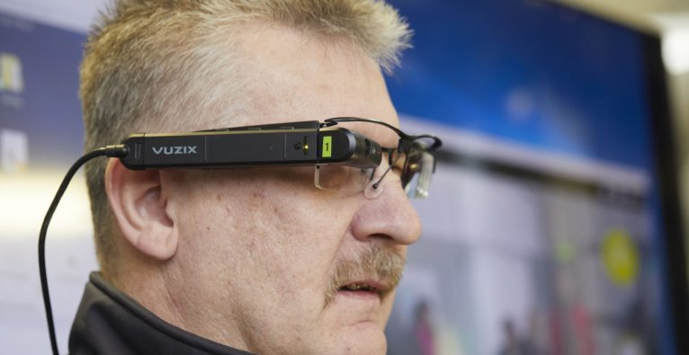 Assisted Reality: Smart Glasses bei ÖBB Postbus