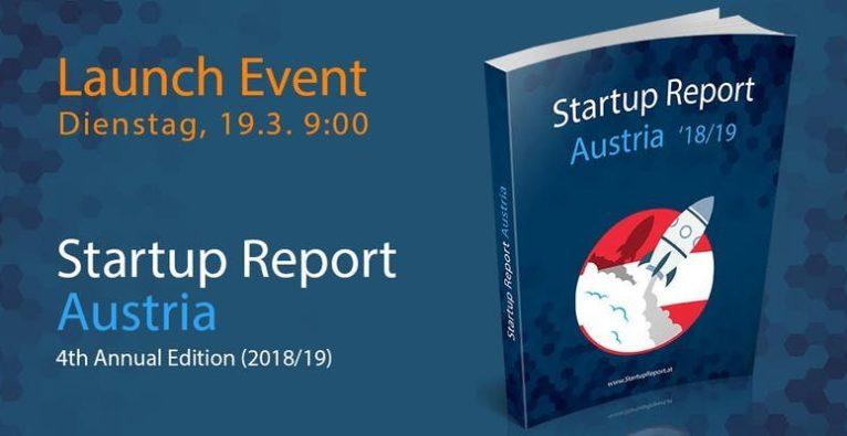 Startup Report Austria