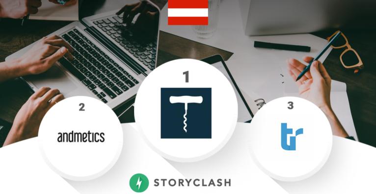 Gemeinsam mit Storyclash präsentieren wir euch das Social Media Ranking österreichischer Startups für den Monat Februar 2019.