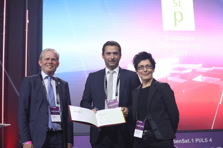 Jurypreis Digitale Verwaltung