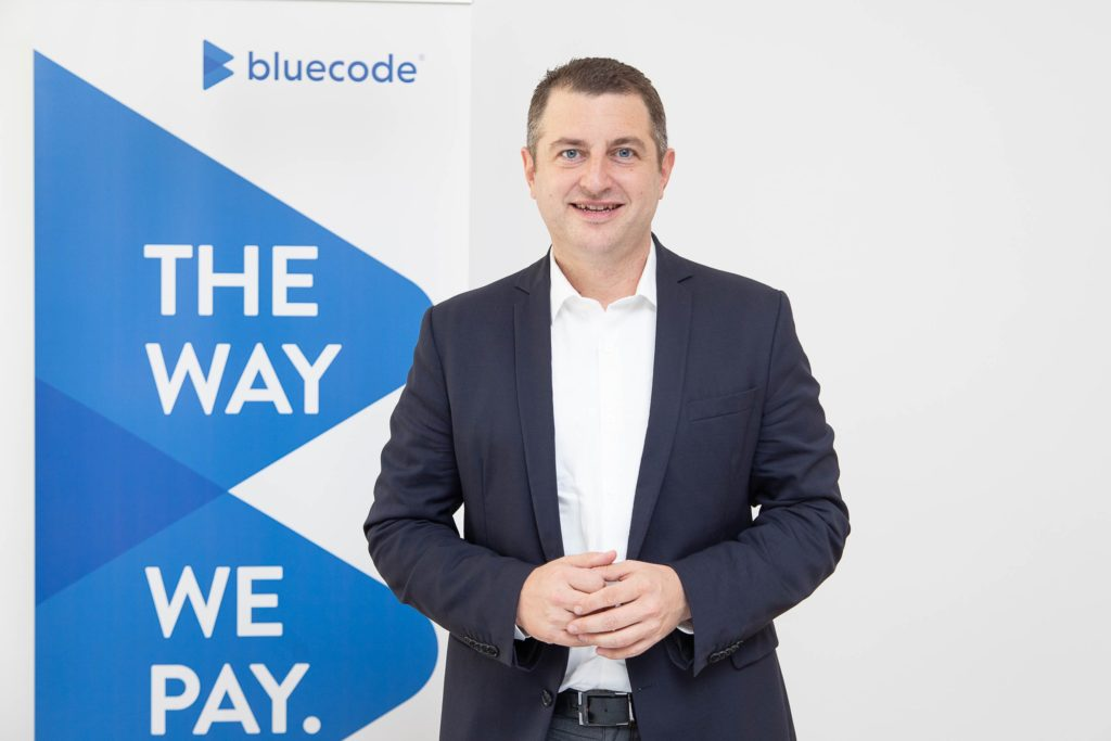 Bluecode, mobiles Bezahlen, PAyment, Bluecode Rewards