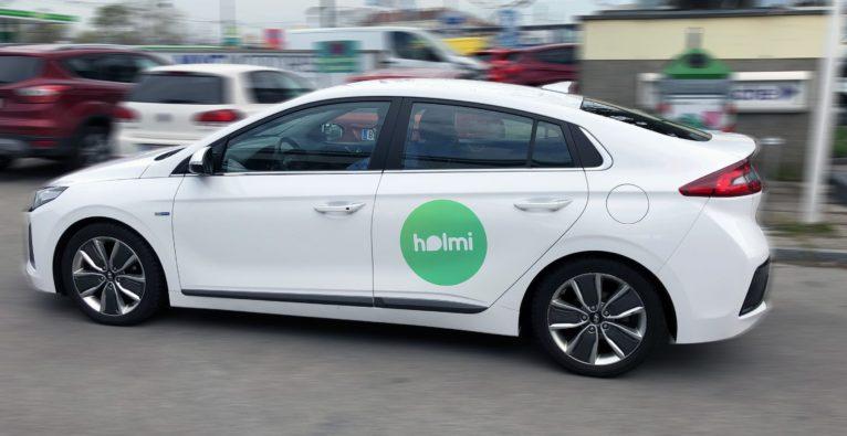 Holmi E-Auto