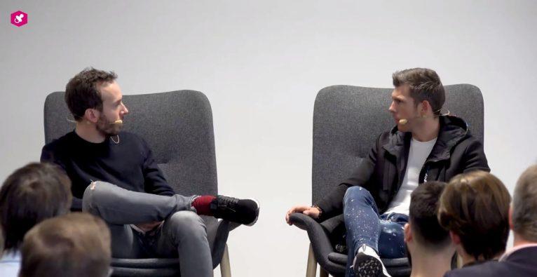 Runtastic-Mitgründer Florian Gschwandtner im OMR Podcast