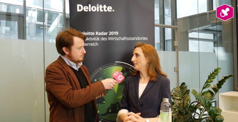 Interview mit Barbara Edelmann zur Deloitte Radar Studie