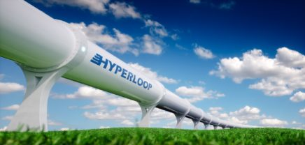 Fünf Bahngesellschaften sprechen in Wien über den Hyperloop