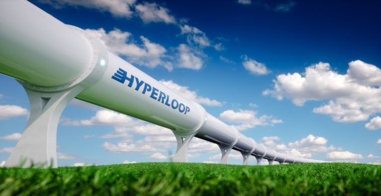 Rail meets Hyperloop
