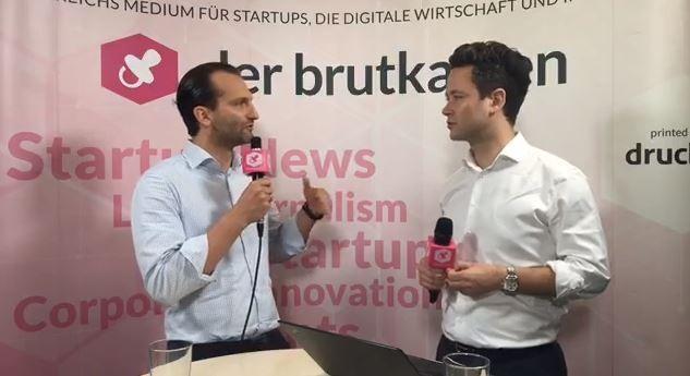 Co-Founder von PlanRadar Sander Van De Rijdt im Interview