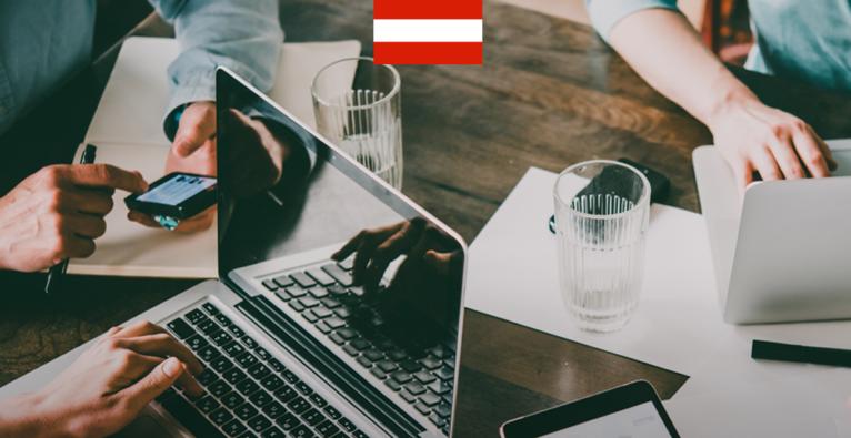 Social Media Ranking österreichischer Startups März 2019