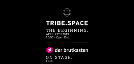 Tribe.Space – The Beginning