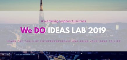 We DO IDEAS LAB 2019