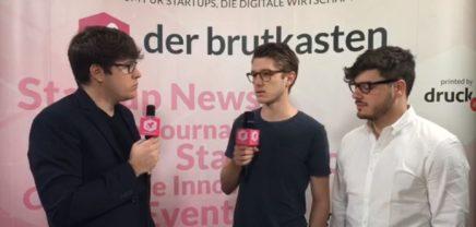 Interview mit Lukas Fechtig und Nik Redl vom Wiener Startup zerolens