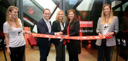 Warum Wüstenrot sein Innovation Office und -Lab im weXelerate eröffnet