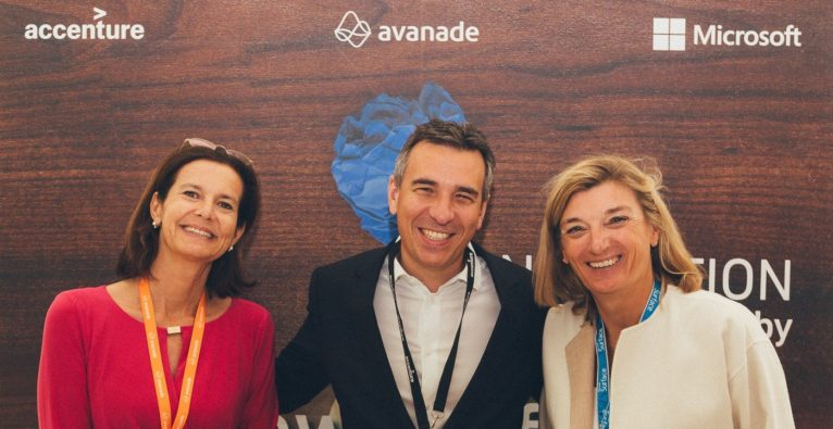 Power of three - Avanade, Accenture und Microsoft
