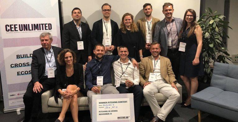 KindLink gewinnt den Startup-Pitch in Bulgarien.