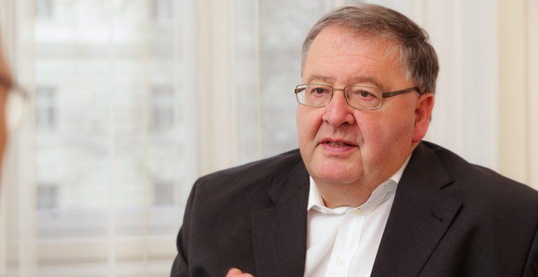 ÖNK: Notariatskammer-Präsident Ludwig Bittner