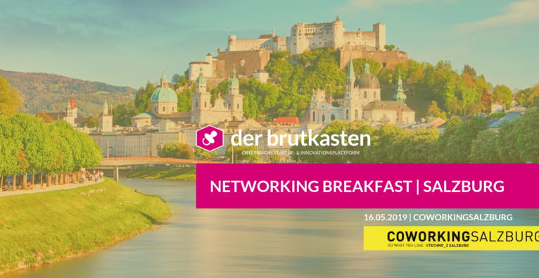 Networking Breakfast | SALZBURG hosted by der brutkasten & SVEA