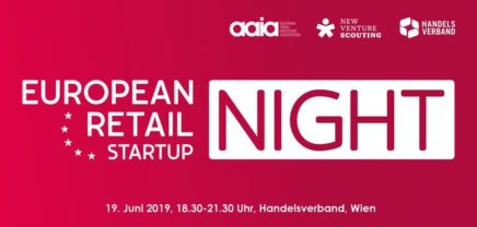 EUROPEAN RETAIL STARTUP NIGHT 2019