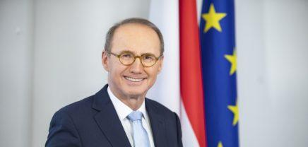 EU-Wahl: Othmar Karas will bis 2050 Energieabdeckung ohne CO2-Ausstoß