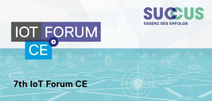 IoT Forum CE: Führende IoT-Konferenz gibt Einblick in die Praxis