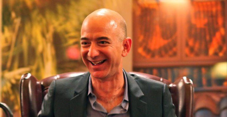Amazon Business - Griff nach dem globalen Großhandel - Amazon-Quartalsbericht - Jeff Bezos