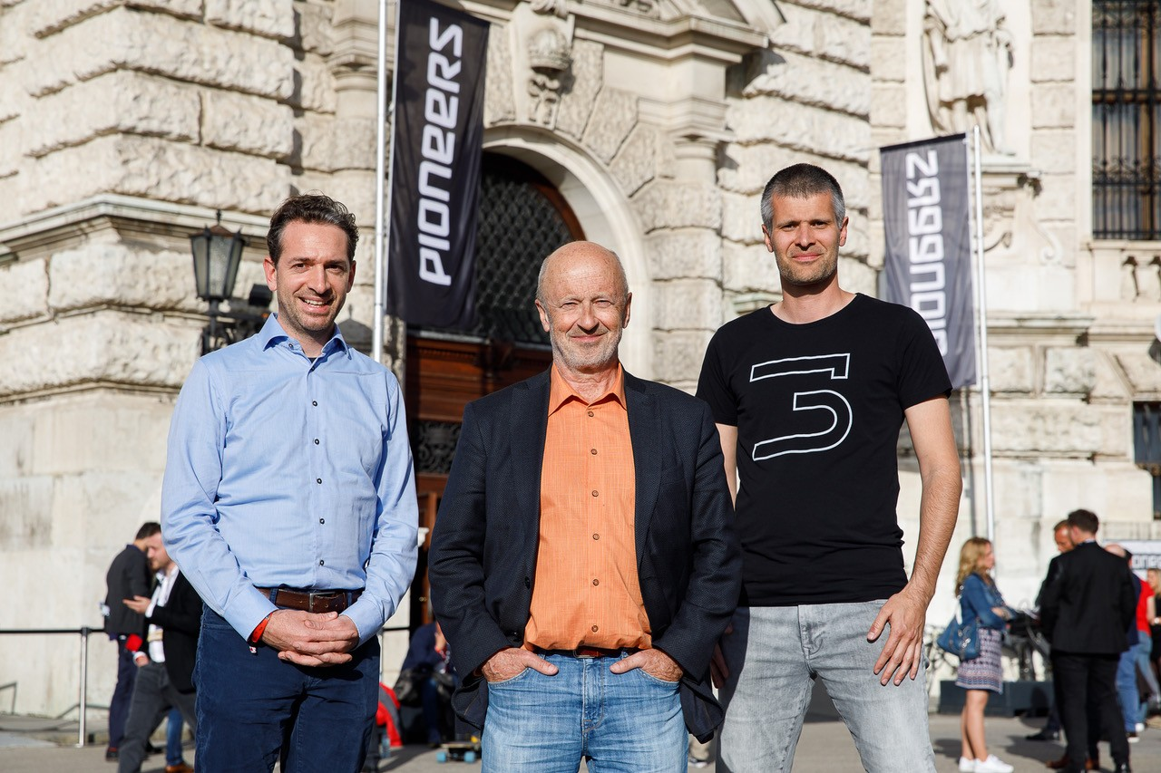 Pioneers Ventures III - Polagnioli, Hansmann, Eisler