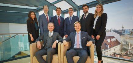 Stadler Völkel: Wiener Kanzlei mit Blockchain-Fokus stockt auf