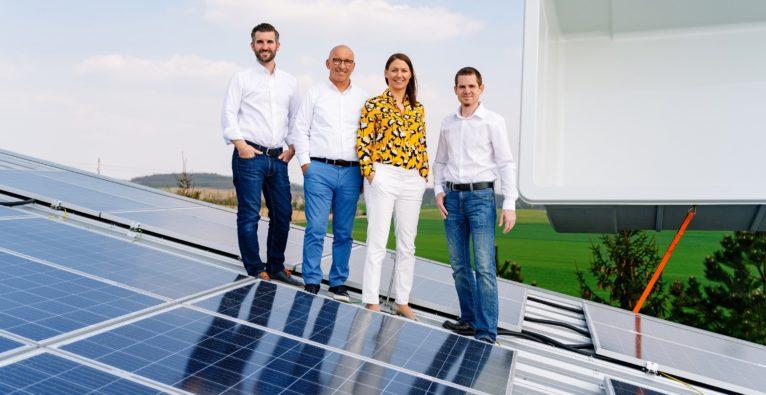 """""""Im Idealfall spart man mit einer Solaranlage 50 Prozent der Stromkosten"""""""