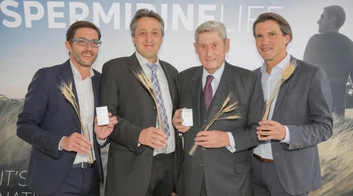 Hannes Androsch investiert 3 Millionen Euro in Grazer startup Longevity Labs