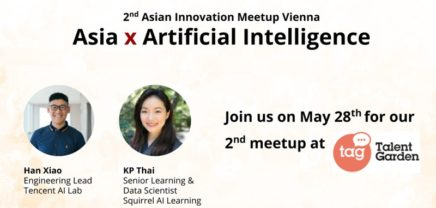 2nd Asian Innovation Meetup Vienna