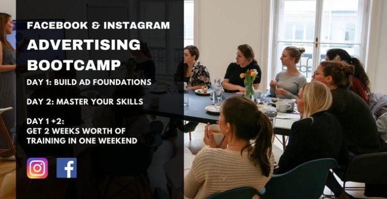 Interactive Facebook & Instagram Advertising Bootcamp