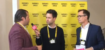 Darwin's Circle Health: Interview von Wiens erster Health-Tech-Konferenz