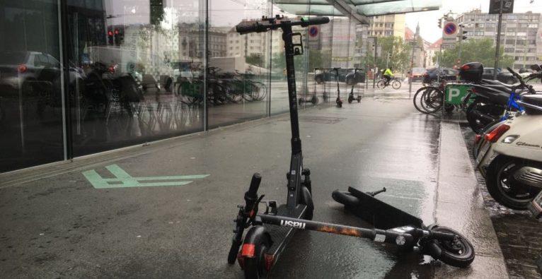 E-Scooter: Diese Verkehrsregeln gelten ab 1. Juni 2019
