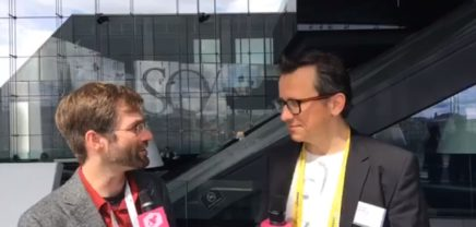 Interview mit Walter Strametz, Organisator der Blockchain-REAL and Fibree world summit