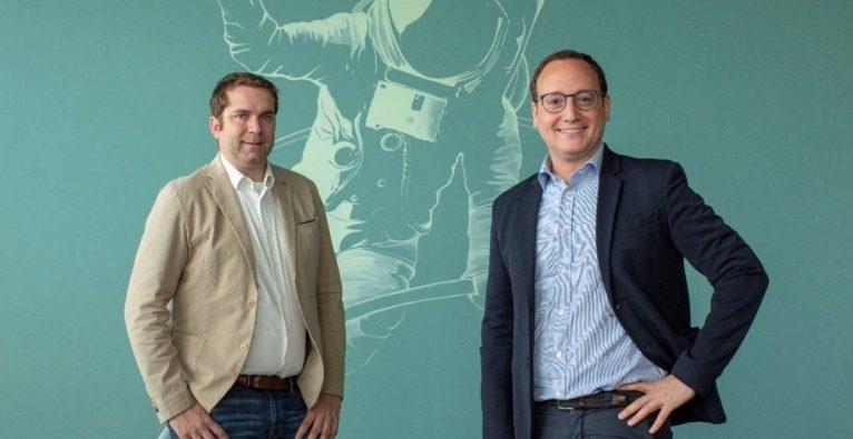 Dominik Greiner und Awi Lifshitz - neuer Co-Geschäftsführer im weXelerate und zweiter Standort in Dornbirn