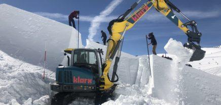 klarx: Tiroler Gründer starten Baumaschinenvermietung in Österreich