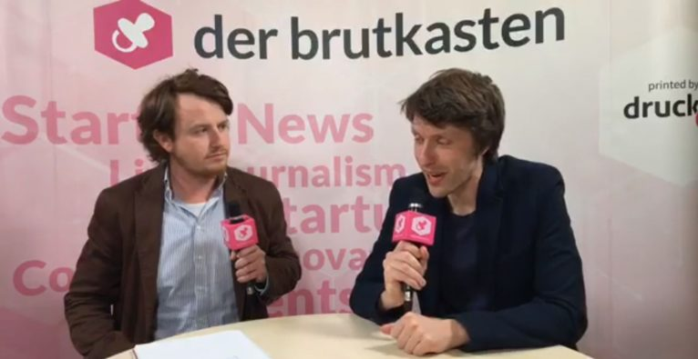 European Startup Network: Markus Raunig im Interview