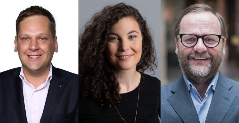 Opposition: SPÖ, Jetzt und Neos zu Steuerreform & Startups